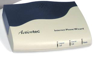 Actiontec Internet Phone Wizard