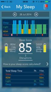 app-sleep-score